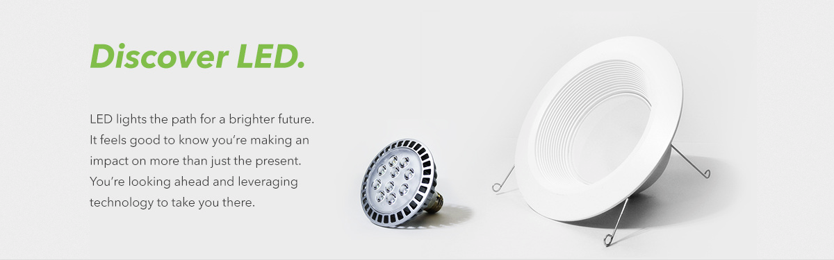 discover LED
